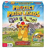 Top Family Game Night Games for 2016 | Disney The Lion Guard Protect the Pride Lands Game