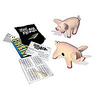 Pass The Big Pigs Action Game