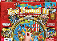 Top Family Game Night Games for 2016 | Journey Through Time Eye Found It! Game