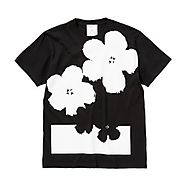 Best Holiday Art Gifts MoCA LA | A Four Labs: Flowers T-Shirt