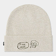 Best Holiday Art Gifts MoMA Design Store | UNIQLO Jean-Michel Basquiat Beanie