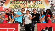 Watch Chavez vs Vera live stream Watch Chavez Jr vs Brian Vera Online Fight