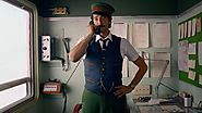 Wes Anderson's New H&M Christmas Ad, With Adrien Brody, Is Totally Stylish and Delightful
