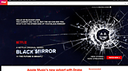 Netflix promotes 'Black Mirror' by targeting ad blockers - Digiday