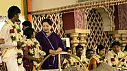 Top 10 reasons why Jayalalithaa is the masses messiah! | Mediclaim card and assistance in marriage for poor