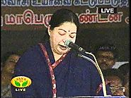 Jayalalitha Speech at Madurai