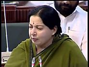 Top 10 speeches of Jayalalithaa | Jayalalitha bold speaks on power cut issues
