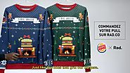 Burger King: Christmas Jumper