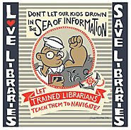 The importance of school libraries in the Google Age