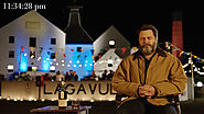 Nick Offerman's Hour-Long New Year's Eve Countdown Ad for Lagavulin Couldn't Be Mellower