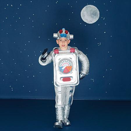 Своими руками костюм робота