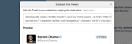 List of Embeddable Media Types | Embedded Tweets | Twitter Developers