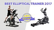 Best Elliptical Trainer For Home - 3 Crosstrainers That Give You More In 2017!
