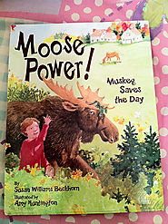 Book Reviews by Wesley Fryer | Favorite Picture Books About Maine