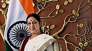 Top Achivements Of Sushma Swaraj | Spokesperson