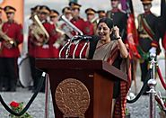 Top Achivements Of Sushma Swaraj | Chief Minister
