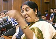 Top Achivements Of Sushma Swaraj | Leader of Opposition