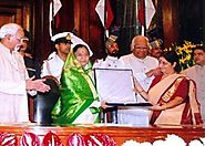 Top Achivements Of Sushma Swaraj | Best Parliamentarian award