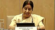 Top Achivements Of Sushma Swaraj | External Affairs Minister