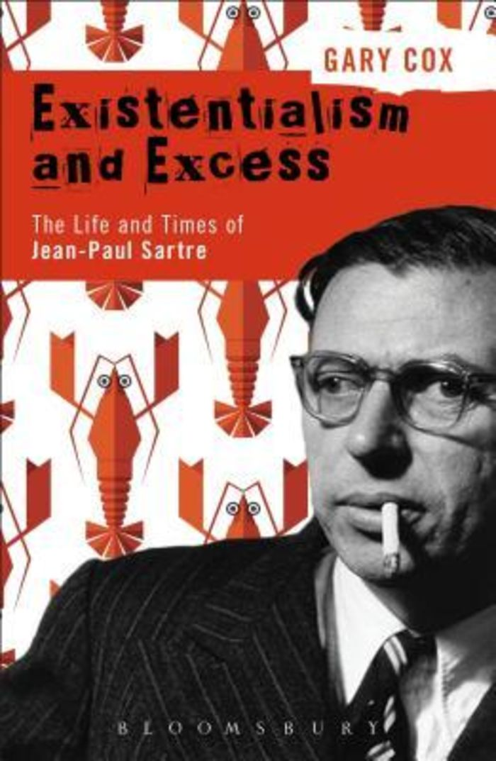 the jean paul satre biography a leader in french existentialism