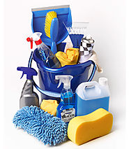 Basics About Office Cleaning | The Well-Stocked Cleaning Cabinet