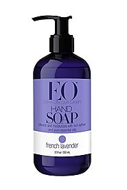 EO Botanical Liquid Hand Soap