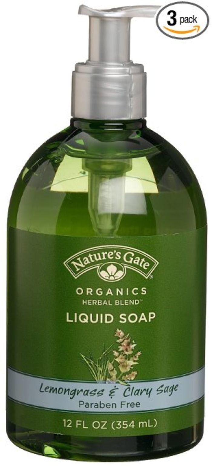 Best natural liquid hand soap