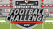 Podsumowanie Tygodnia 27.12.2016 – 2.01.2017 | KFC Will Bring Gaming to Instagram With the 'Kentucky Fried Football Challenge'