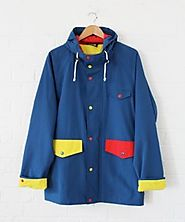 Alt. Fashion: Top 10 Thrift Shop Searches for January | Anorak coat.