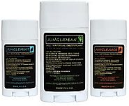 Jungleman All-Natural Deodorant Review