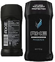 AXE Antiperspirant and Deodorant Review