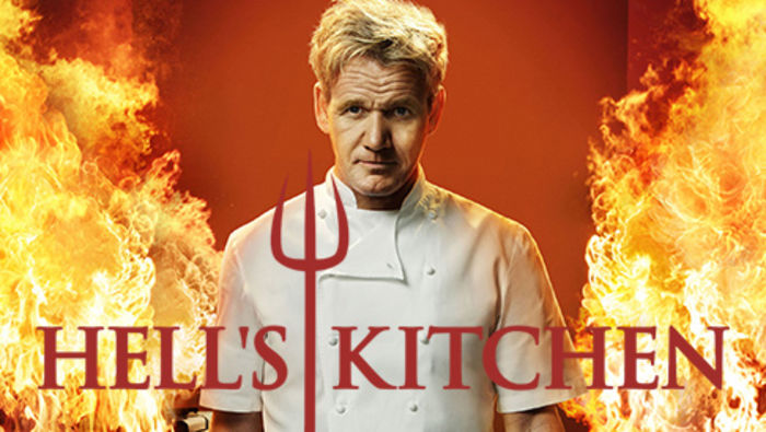 Top 10 most popular reality tv shows a listly list for Hells kitchen kids