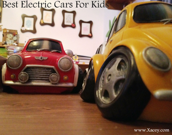 Best Electric Cars For Kids A Listly List