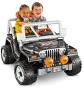 Best Electric Cars For Kids | Power Wheels Tough Talking Jeep Wrangler