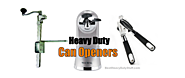 Top Rated Heavy Duty Can Openers