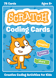 Valentine's Day Gifts for Kids of All Ages | Scratch Coding Cards
