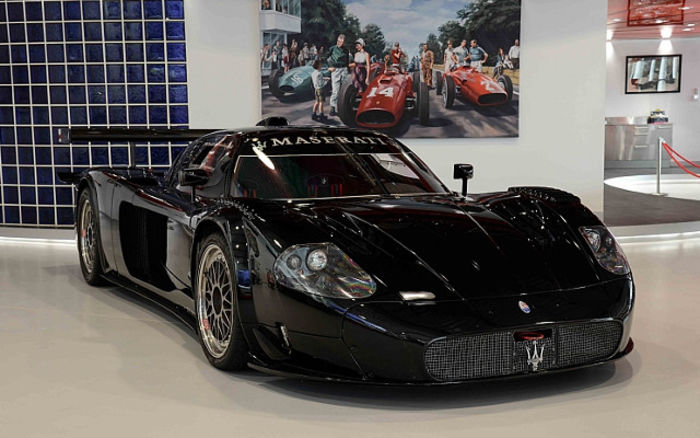 Top 10 Most Expensive Maserati Cars In The World A