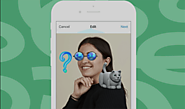 Tumblr Now Also Has Stickers And Filters On Its Mobile App