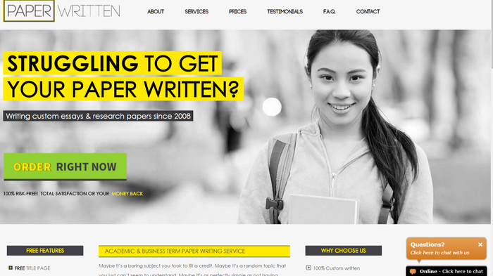top term paper sites Essayleaks is proud to be among the best term paper sites buy term papers at affordable priceswe also offer free pages discount to enliven the stressful life of student even in tough economic times.