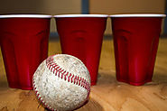 Top Three Drinking Games with Ping Pong Balls! | Beer Baseball Drinking Game