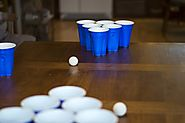 Top Three Drinking Games with Ping Pong Balls! | Beer Pong Drinking Game