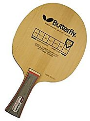 Best Ping Pong Paddle for Beginners - Reviews and Ratings 2017 | Butterfly Primorac Carbon-FL Blade