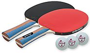 Ping Pong Paddle Buying Guide (2016-2017 Reviews & Top 5)