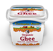 New Foodie Finds (2/10/17) | Carrington Farms Organic Ghee
