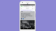 Google fixes a big problem with AMP, now lets you view and share a publisher's own links
