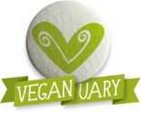 Charity campaigns that hijack the months of the year | Veganuary - go vegan for January