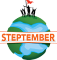 Charity campaigns that hijack the months of the year | Steptember