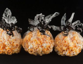 Diabetic Friendly Halloween Treats | Halloween Popcorn Balls