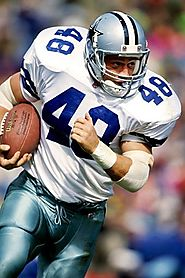 Daryl Johnston, December 24, 1989