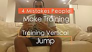 4 Common Mistakes Athletes Make When Training Vertical Jump